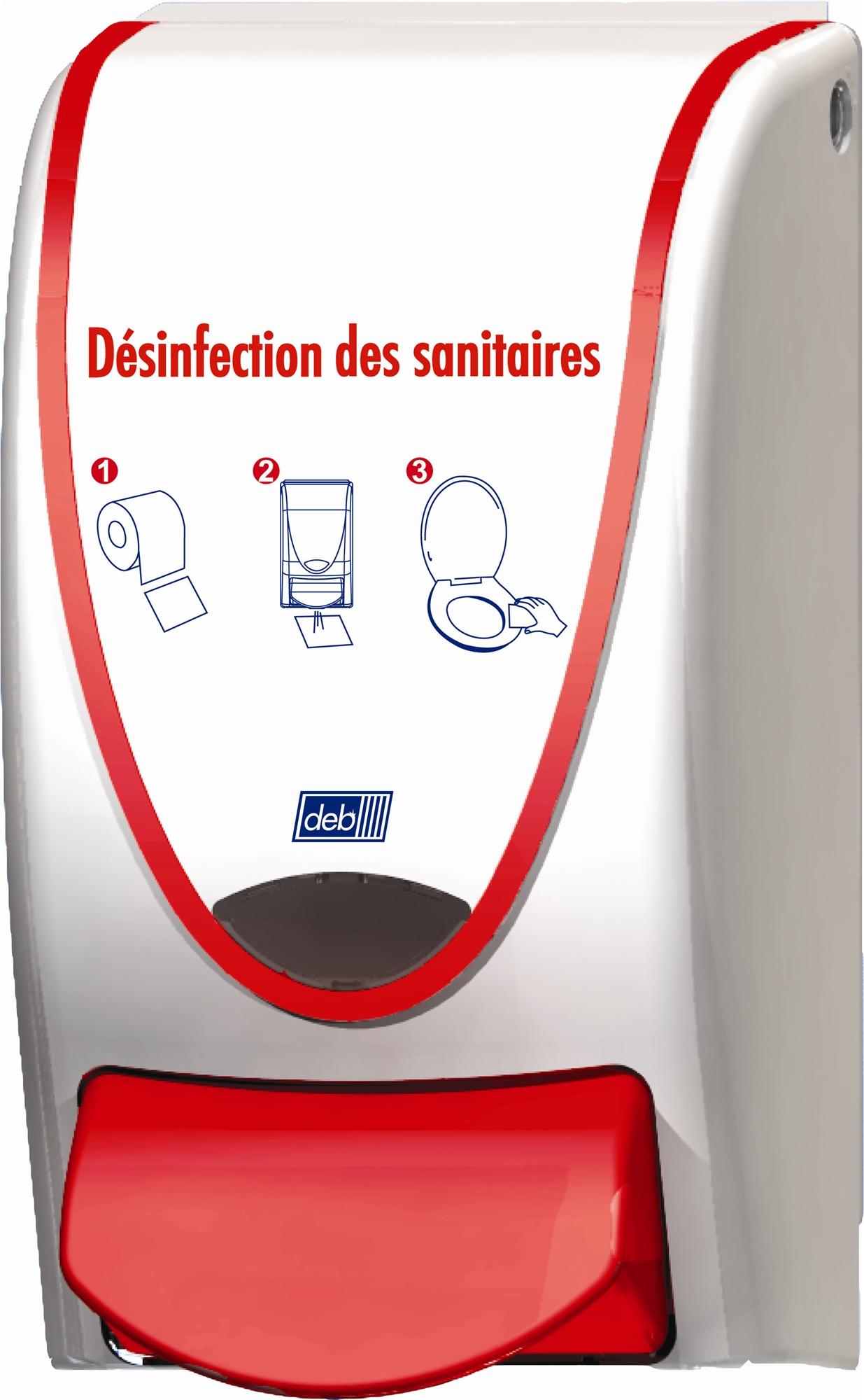 Toilet Cleaner Dispenser Deb
