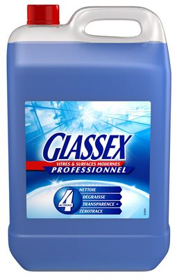 Glassex professional glass cleaner 5 L