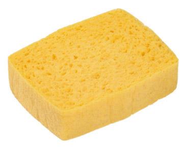 Standard Wet Sponge Number 6 Pack Of 10