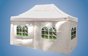 Kit curtains folding tent 3 x 4.5 PopUp Shelter