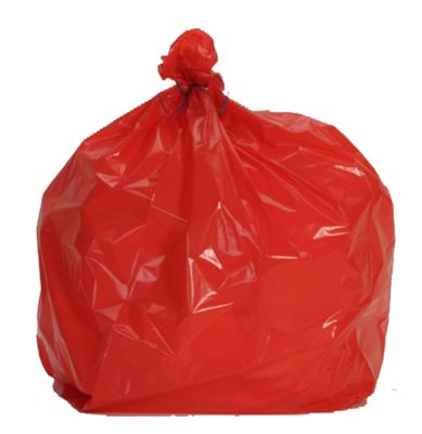 Garbage Bag 110 Liters Red
