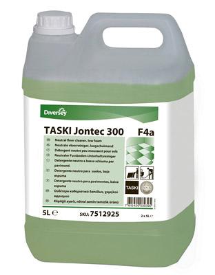 Taski Jontec 300 F4a Cleaning Scrubber
