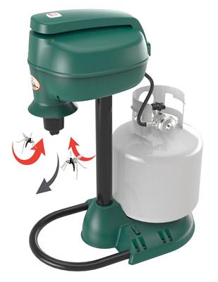 Mosquito Magnet Patriot Promo