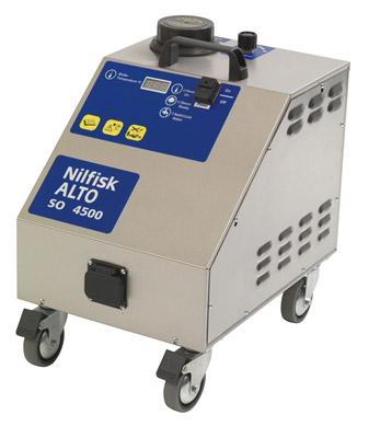 Professional steam cleaner Nilfisk Alto 2100 Watts