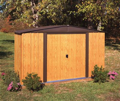 Garden Shed Arrow Wl106