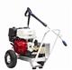 Acheter Gasoline pressure washer Nilfisk Alto Poseidon 5-64PE more