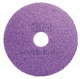Acheter 3M Scotch Brite disc crystallization Mauve 355 mm package 5
