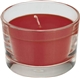 Acheter Candle glass jar Duni bordeaux Ibiza diam 85 mm package 12