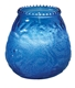 Acheter Candle glass jar Duni blue Venetian 100 x 100 mm Package 12