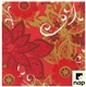 Acheter Tete a tete Célisoft nonwoven 0,40 x4, 80m Christmas Poinsettia 15 rolls