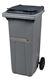 Acheter Hopper 2 wheel cover 240 Litres ventral gray bar