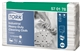 Acheter White non-woven Tork Premium 570 cardboard 5 x 75 cloth wipes