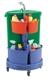 Acheter Cleaning material Numatic NC3 bucket L 2x2 - 2x5 manifold L 70 L