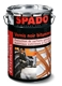 Acheter Spado black tar varnish bucket 4L