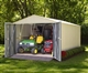 Acheter Metal garden shed galvanized Arrow 13.8 m2