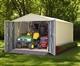 Acheter Metal garden shed galvanized Arrow 13.8 m2