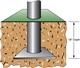 Acheter Pole surface mount