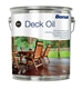 Acheter Oil outdoor flooring black Bona Deck Oil 5 L