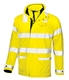 Acheter Coat neon glow yellow rain of work