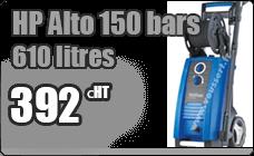 High pressure washers Nilfisk Alto P 150 2-10 B XTRA