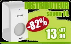 Automatic foam soap dispenser Rossignol