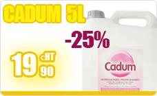 Cadum liquid soap oil, sweet almond professional 5 L