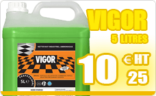 Vigor Professional Floor Cleaner 5 L