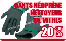 Unger Neoprene Glove Winter Special glazier size L