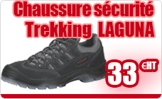 Safety shoes Trekking Laguna S1P