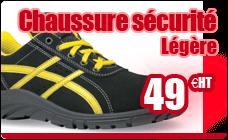 Safety shoe S1P SRC slight Vortix